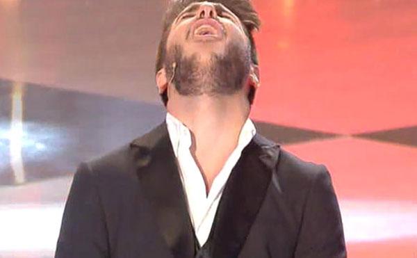 Antonio José, entre lágrimas, se proclama vencedor de 'La Voz'