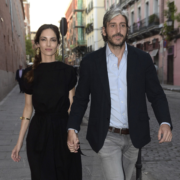 El amor de Eugenia Silva y Alfonso de Borbón en una noche de verano