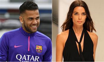 El reguero de pistas que han dejado Dani Alves y Joana Sanz... ¿Hay nueva pareja en el Barça?