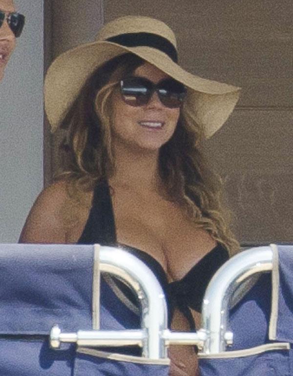 De Portofino a Formentera…La 'dolce vita' de unos enamorados Mariah Carey y James Packer