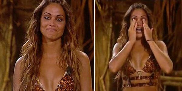 ¿Por qué llora Lara Álvarez?