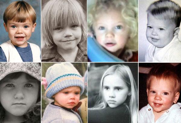 Cara Delevingne, Suki Waterhouse, Harry Styles, Taylor Swift... también fueron niños: ¿Los reconoces?