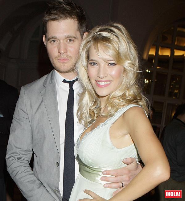 Michael Bublé anuncia que espera su segundo hijo de la manera más tierna posible