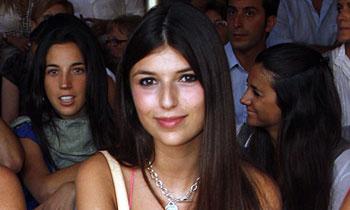 Candela, la hija de Julia Otero, otra belleza que prueba suerte como modelo