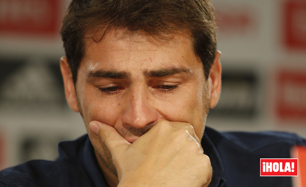 Iker Casillas, del Real Madrid al Oporto: 'Mi mujer y mi hijo estarán a mi lado en esta apasionante etapa'