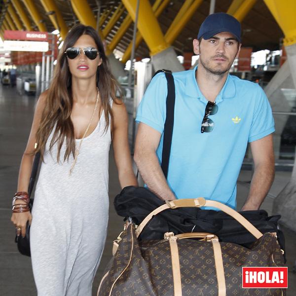 Ellos son los que recibirán a Iker Casillas, Sara Carbonero y Martín Casillas en Oporto