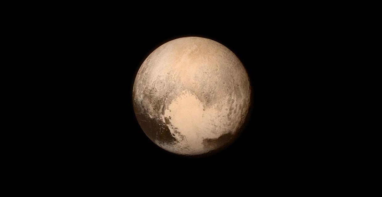El gran corazón de Plutón