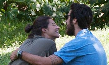 Las nuevas generaciones también se enamoran: Rocío Crusset y Jaime Soto, cuando la química se convierte en conexión