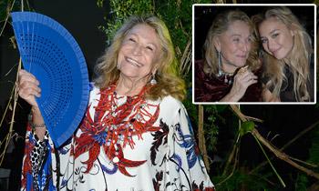 La condesa Marta Marzotto: abuela de Beatrice Borromeo, celebridad internacional y alegría a raudales