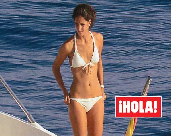 En ¡HOLA!: Rafa Nadal y Xisca Perelló, amor en alta mar