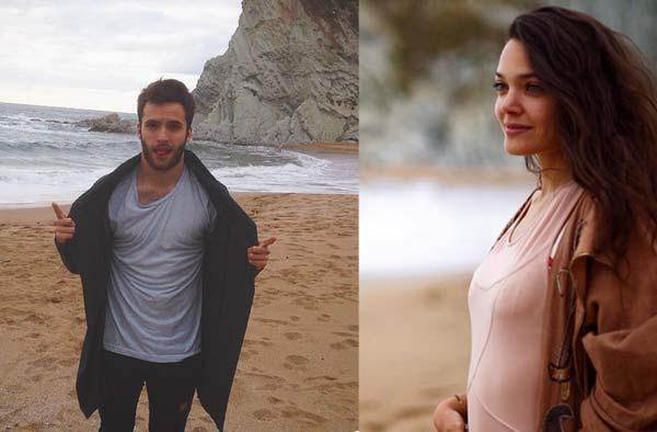 Descubrimos una nueva pareja sorpresa del verano: los actores Ricardo Gómez y Ana Rujas