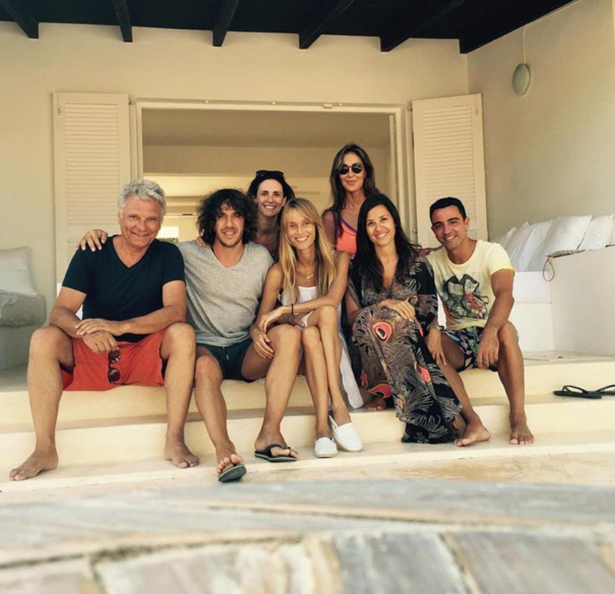 Ibiza da la bienvenida al 'baby boom' culé