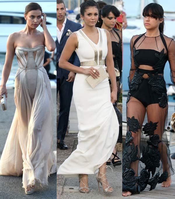 Mismo escenario, parecido 'look', pero diferente rubia… Leonardo DiCaprio lleva a su nueva novia a Saint Tropez