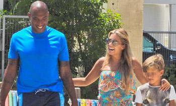 Sylvie Meis enseña su querida Ibiza a su nuevo novio