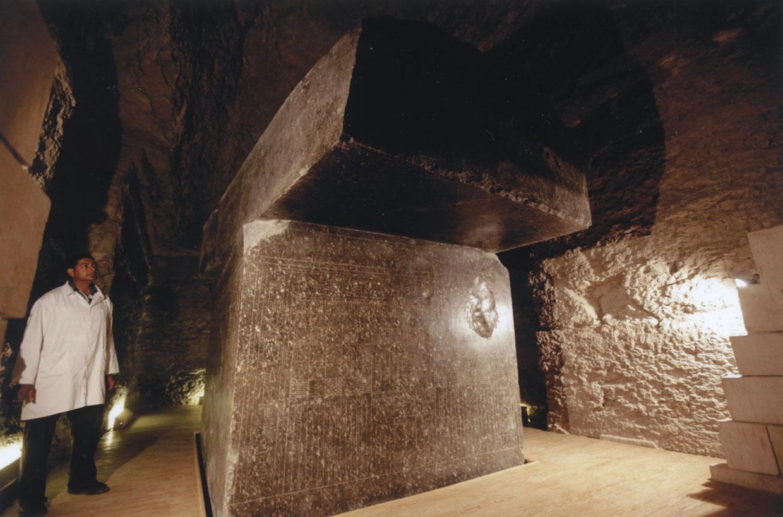 Un lugar único en el Antiguo Egipto lleno de misterio