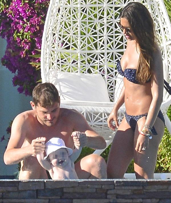 ¿Dónde están viviendo Iker Casillas y Sara Carbonero mientras buscan casa?