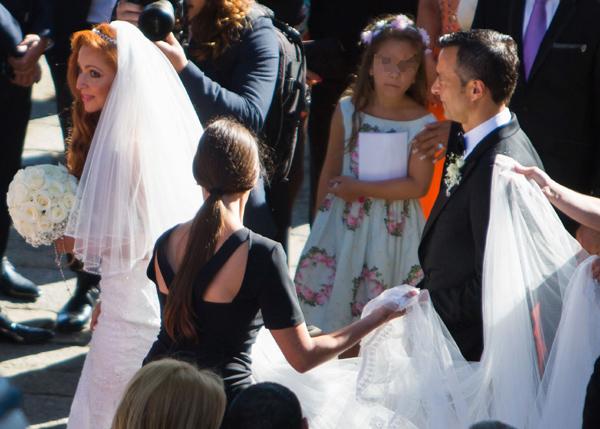 Como ir vestida a una boda cristiana