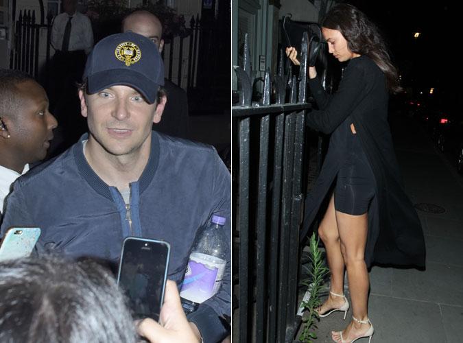 Irina Shayk presume de solitarias vacaciones, ¿dónde está Bradley Cooper?