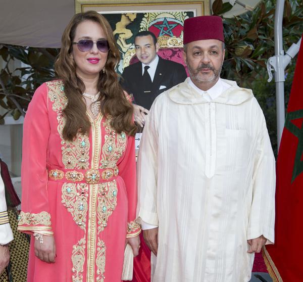 La Embajada de Marruecos congrega a numerosas personalidades en la Fiesta del Trono celebrada en Madrid