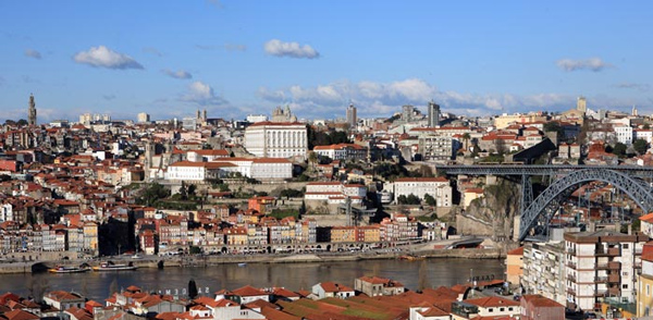 El barrio más exclusivo de Oporto, el nuevo hogar de Iker Casillas y Sara Carbonero