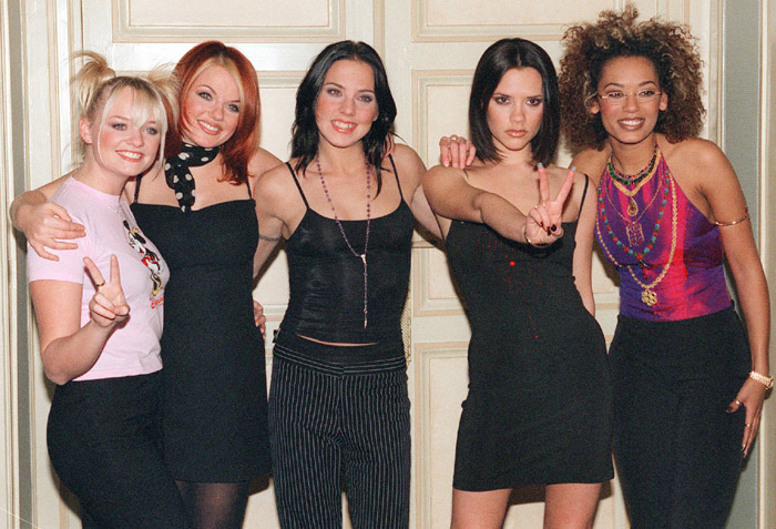 You Victoria beckham spice girls sorry