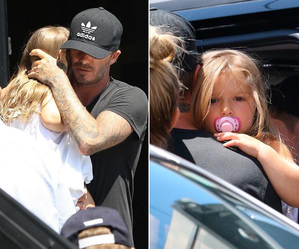 David Beckham: 'No tiene derecho a criticarme como padre'