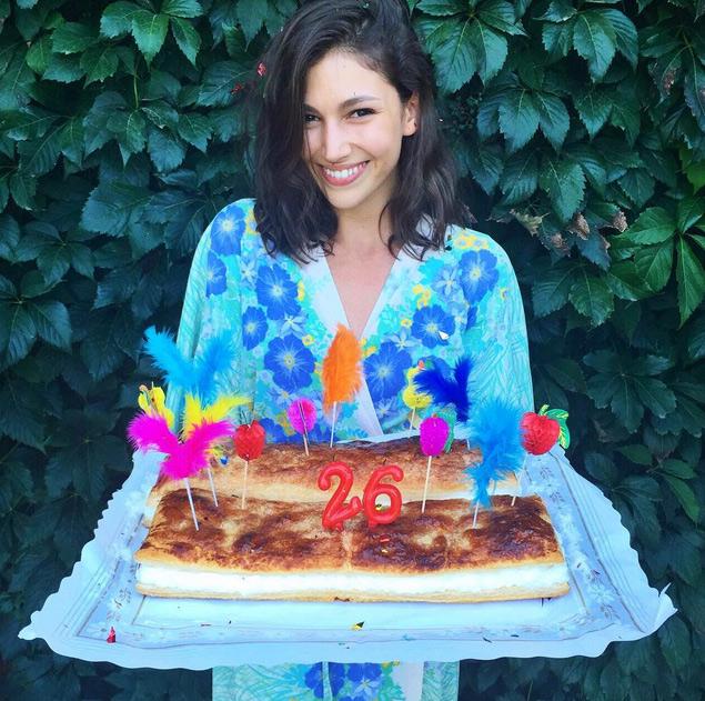 Así sorprendió Andrés Velencoso a Úrsula Corberó en su 26º cumpleaños