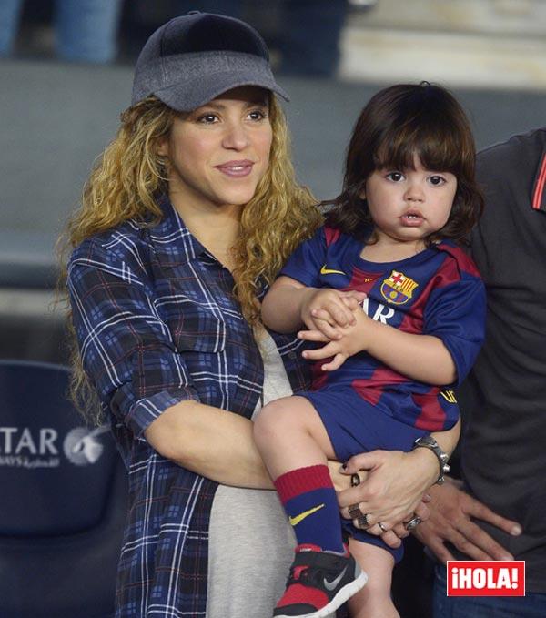 Estrella del pop y super mamá, Shakira comparte sus trucos