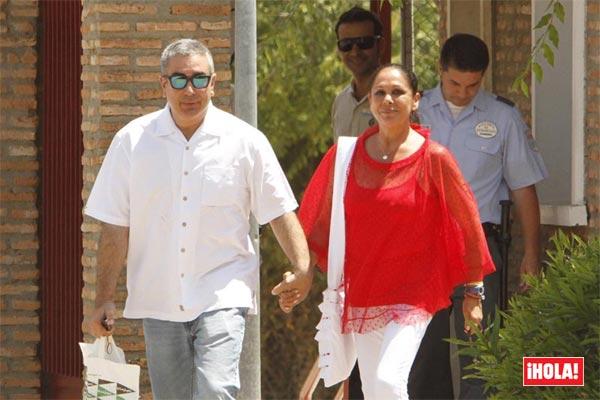 Isabel Pantoja vuelve a la cárcel