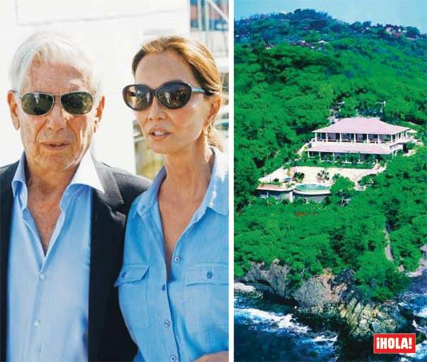 ¡HOLA! descubre en exclusiva las románticas y paradisíacas vacaciones de Isabel Preysler y Mario Vargas Llosa