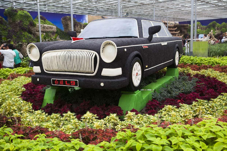 Un coche de lujo… ¡para comérselo!