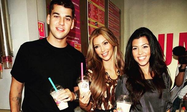 Ya conoces a las hermanas Kardashian... ¿te atreves con los hermanos?