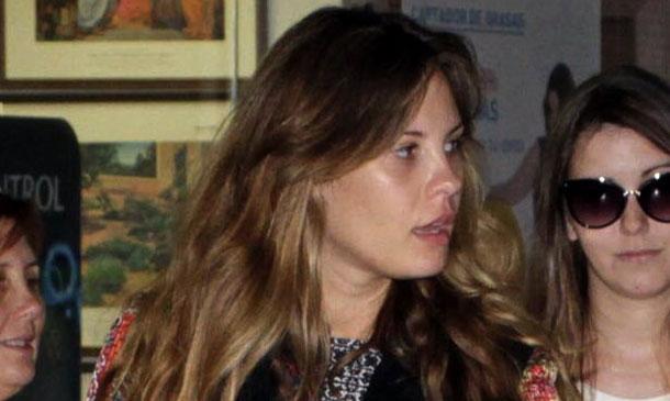 Jessica Bueno comienza en Londres una nueva vida con su familia