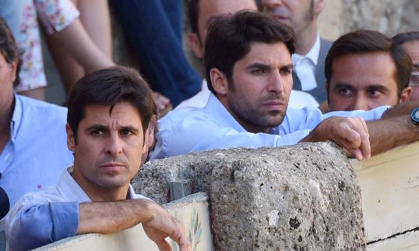 Esperada reaparición de los hermanos Rivera en Ronda