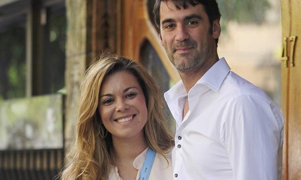 María José Campanario ya está en casa con su familia tras pasar la noche en el hospital
