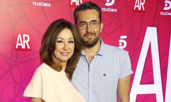 Emotiva despedida de Ana Rosa Quintana a Máxim tras abandonar su programa