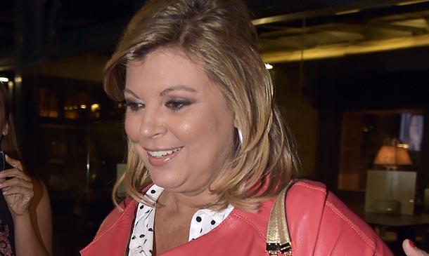 Terelu Campos sonríe de nuevo gracias al cariño de sus amigas
