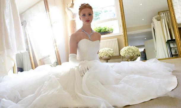 Anna Ermakova, la hija de Boris Becker, debuta en el Palacio de Kensington