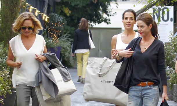 Amelia y Ana Bono, dos hermanas que comparten estilo y belleza