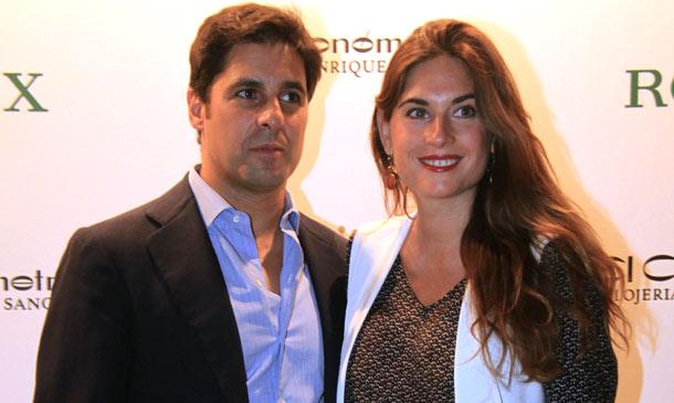 La familia, lo primero para Francisco Rivera y Lourdes Montes