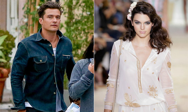 Orlando Bloom y Kendall Jenner, ¿la última pareja sorpresa?