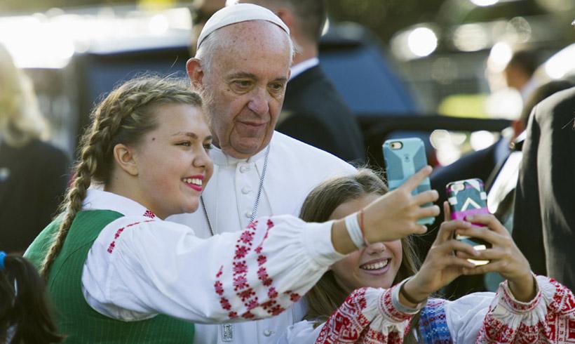 La conmovedora historia de la niña mexicana que despertó la atención del Papa Francisco