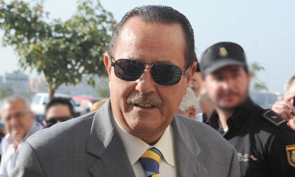 Julián Muñoz ingresado de urgencia en un hospital de Málaga