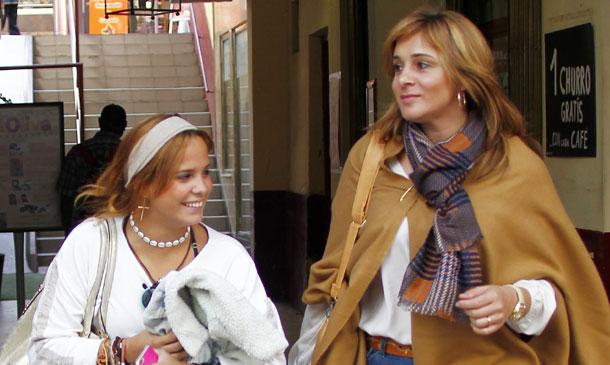 Gloria Ortega y Ana María Aldón empiezan a perseguir su sueño: ser diseñadoras de moda