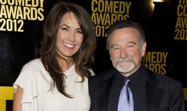 La viuda y los tres hijos de Robin Williams llegan a un acuerdo por su herencia