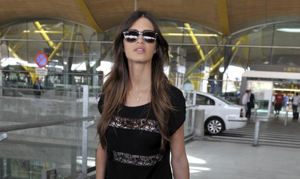 Sara Carbonero, rumbo de nuevo a Madrid