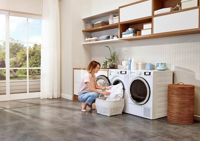 Descubre las soluciones inteligentes de la nueva gama de lavadoras Beko