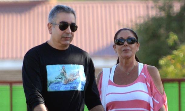 Isabel Pantoja abandona la cárcel para afrontar su permiso penitenciario más difícil