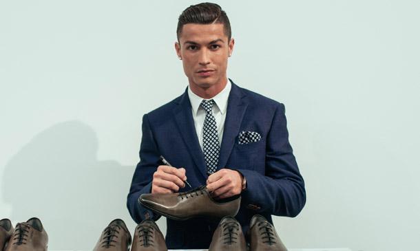 Cristiano Ronaldo crea su imperio ¿con ideas de los Beckham?