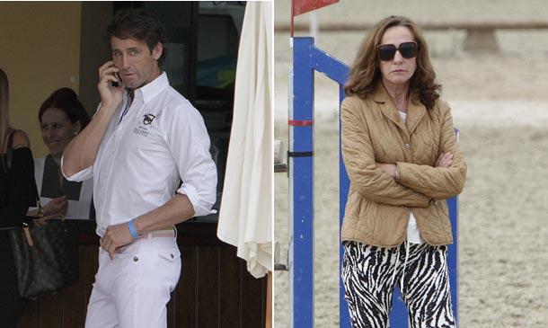 Álvaro Muñoz Escassi y Mercedes Barrachina evitan su encuentro en Sevilla